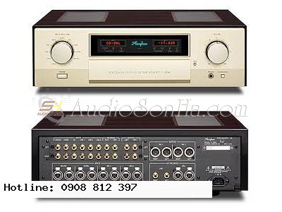 Accuphase C-3800 PreAmpli