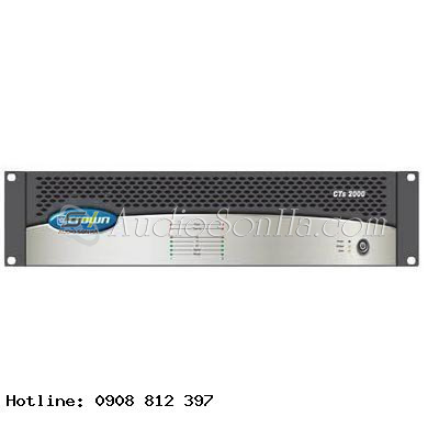 CROWN - CTS -2000 Power/Amplifier