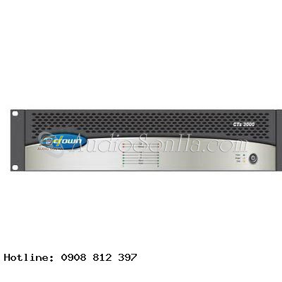 CROWN - CTS-3000 Power/Amplifier