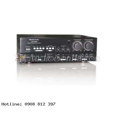 Master Audio HS-8200