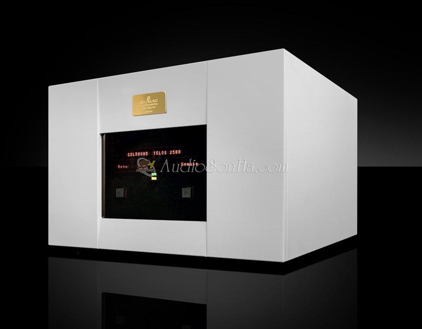 Power Amplifier Mono Goldmund Telos 2500