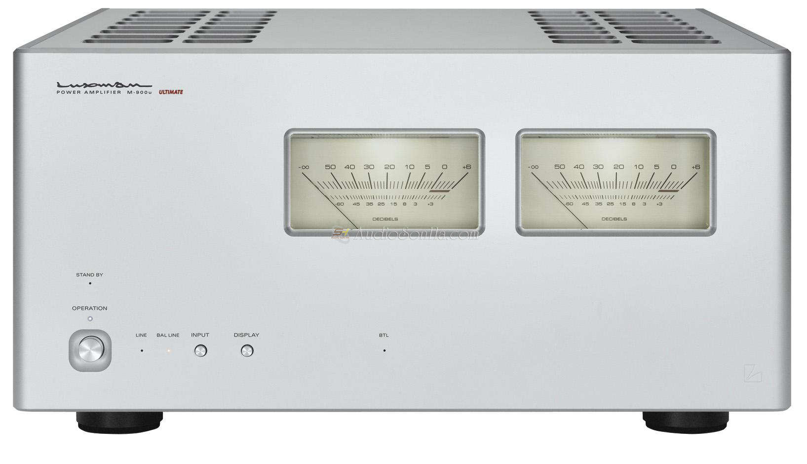 Power Amplifier Luxman M-900U  mono / 1