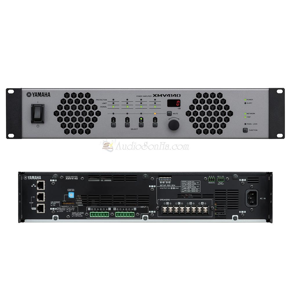 Power đa kênh XMV4140, XMV4280