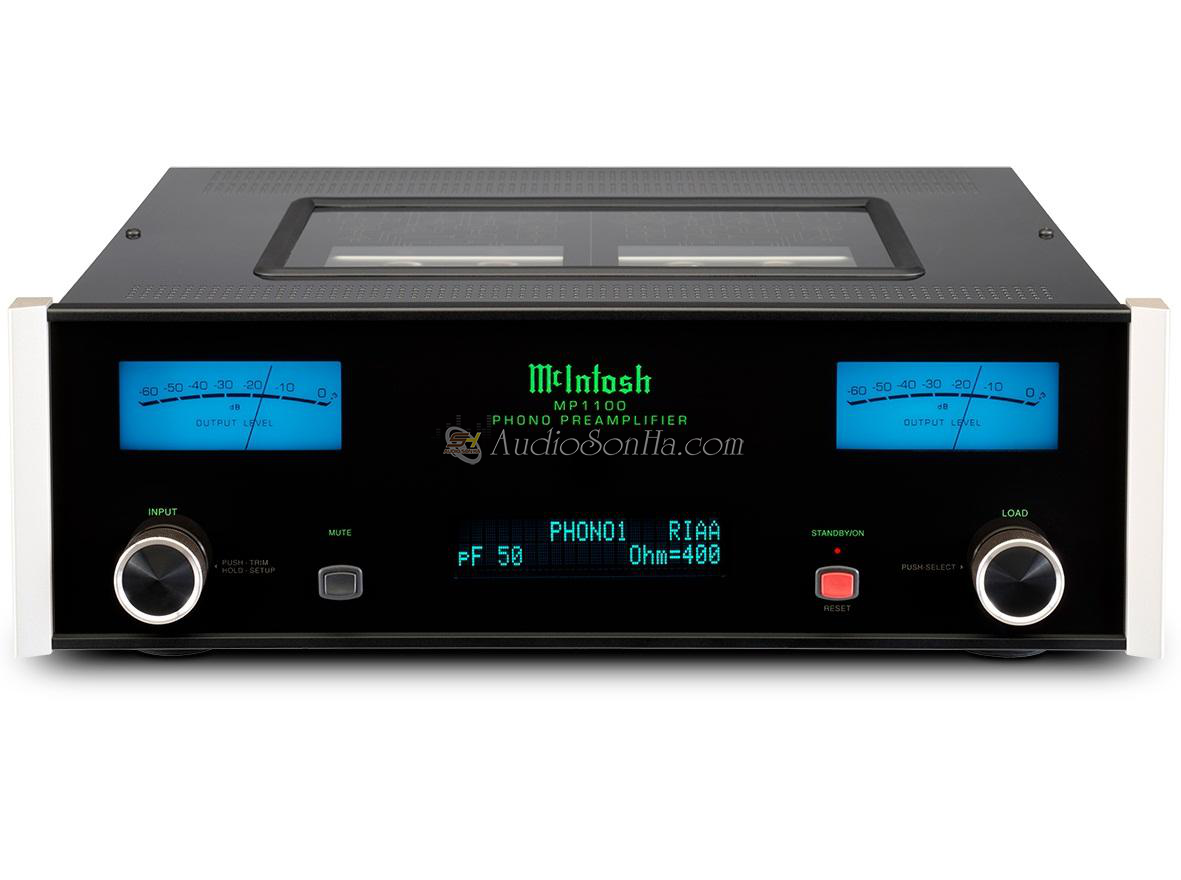 Preamplifier Phono McIntosh Vacuum Tube MP1100