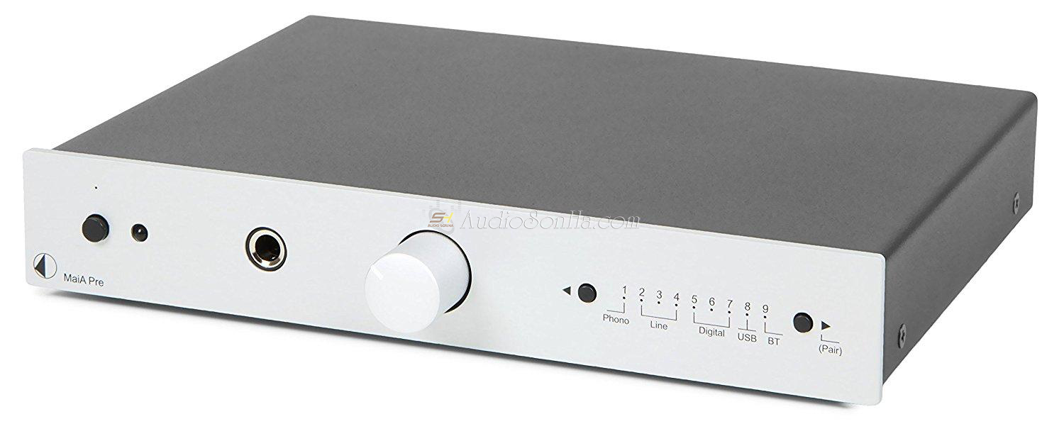 Pro-Ject Hi-Fi Stereo Amplifier MAIA Pre
