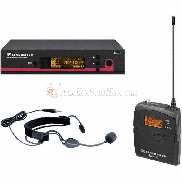 Sennheiser ew 152 G3 Microphone /Bộ