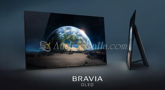 Sony Bravia A1 OLED TV 4K Ultra HD 55