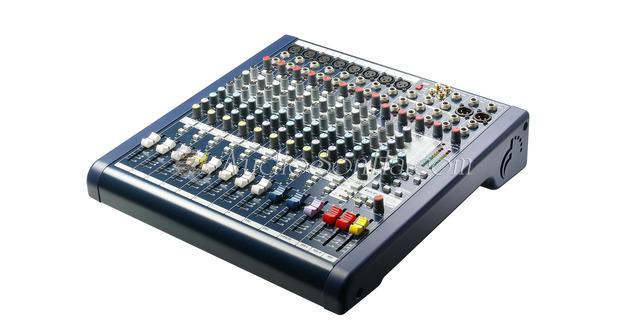 Soundcraft MFXi 8 Analog Mixer