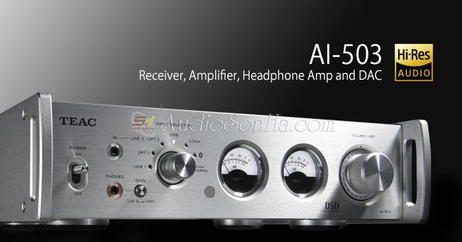 TEAC AI-503 Integrated Amplifier