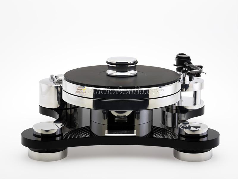 Transrotor ZET1 Turntable White / Black