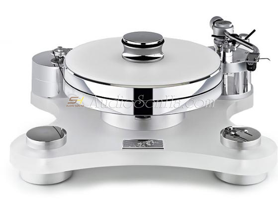 Transrotor ZET1 Turntable White / Black