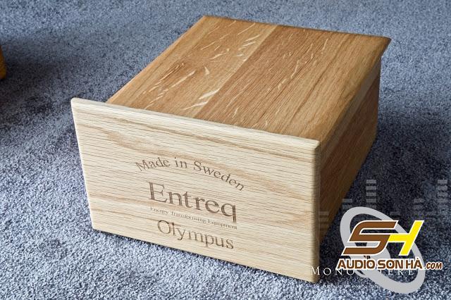 Đánh giá Entreq Olympus Infinity và Olympus Minimus (phần 1)