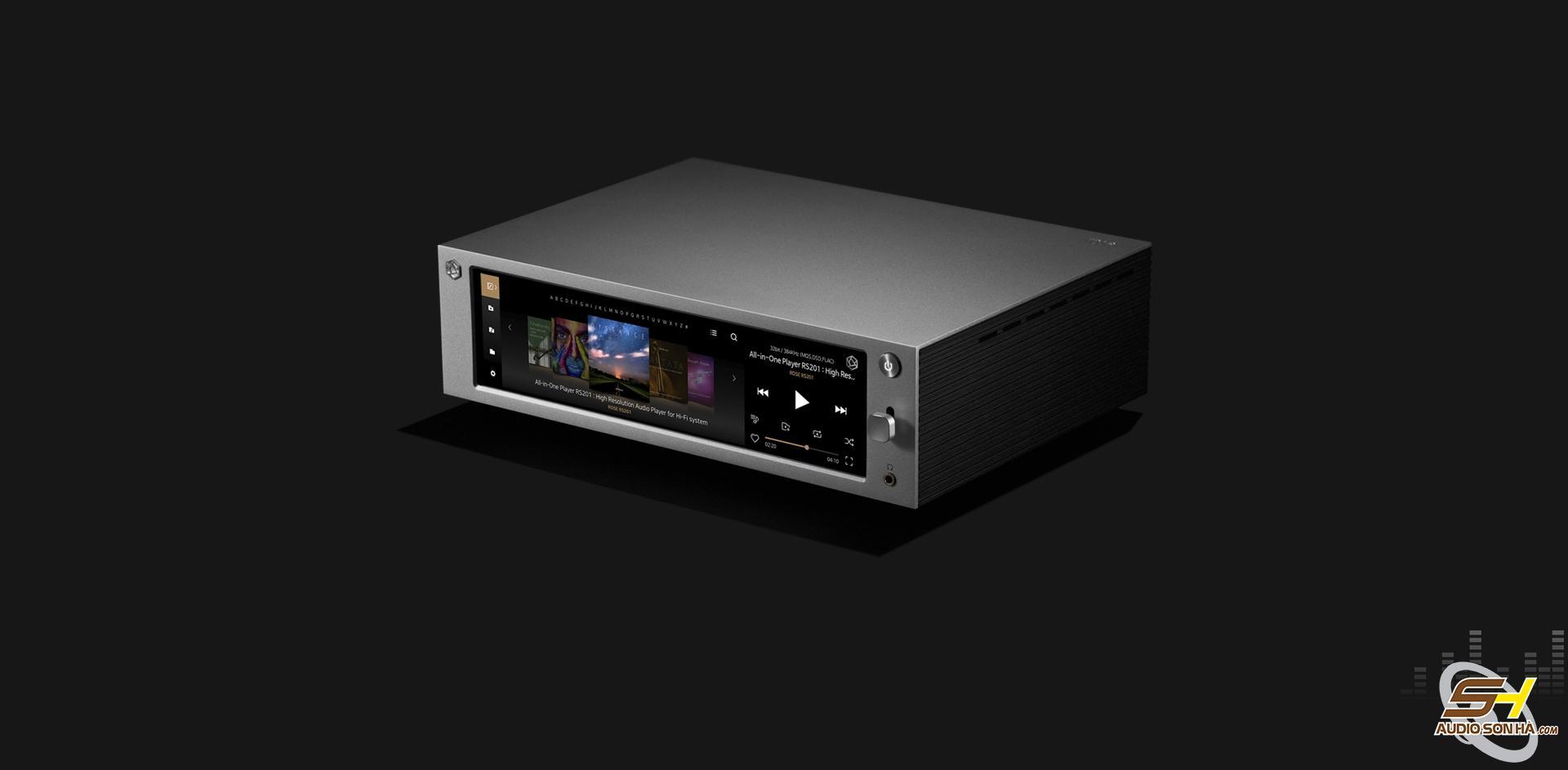 HiFi Rose RS201E Network Player