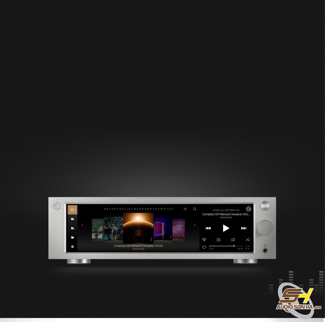 HiFi Rose RS250 Network Player