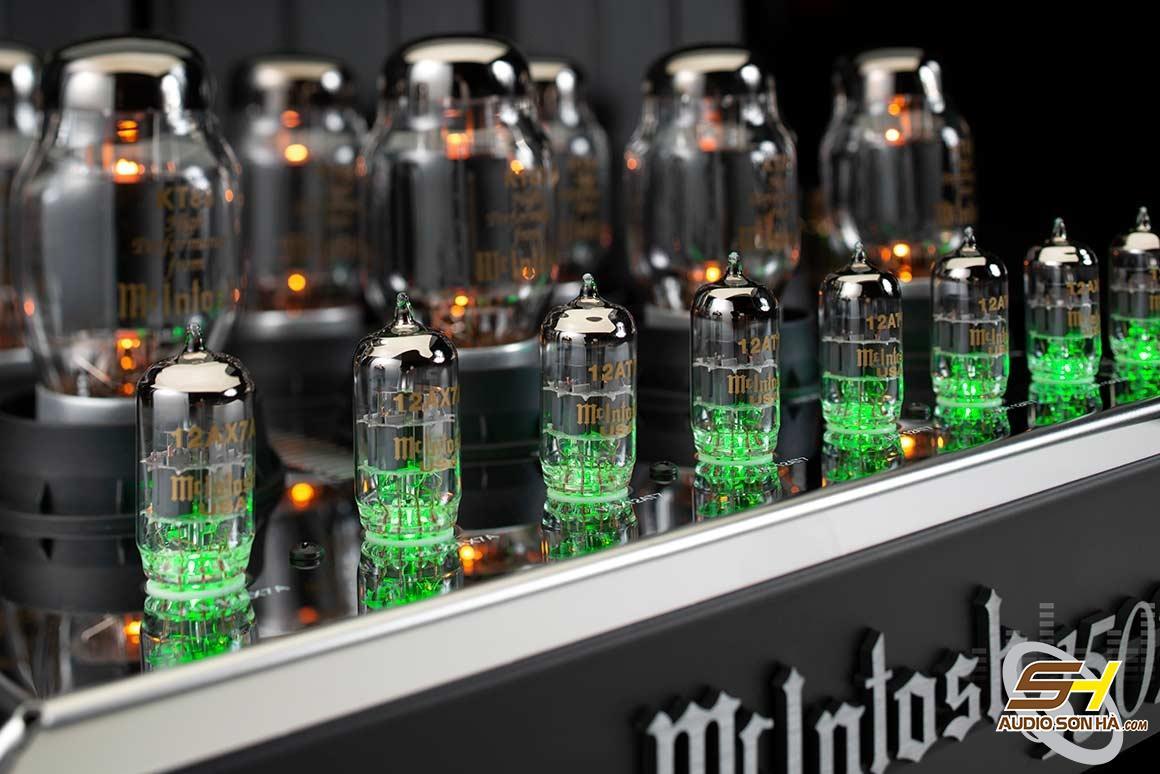 McIntosh MC1502 - Power Amply đèn 2 kênh