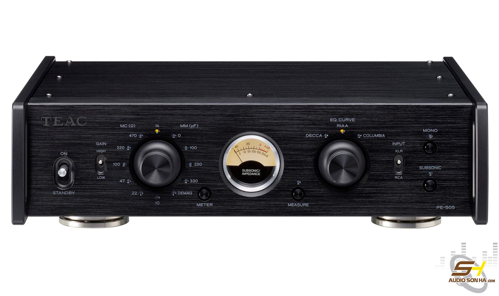 Phono Ampli TEAC PE-505