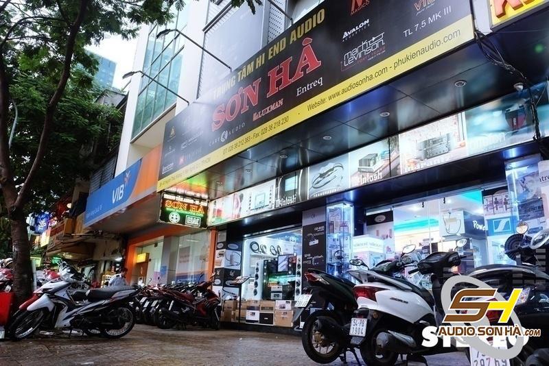 Vietnam Hi-end Show Online 2020: Phòng nghe Audio Sơn Hà