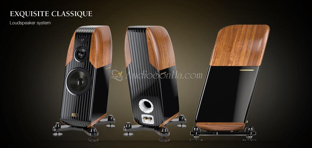 Kharma Exquisite Classique Signature EXQ -CS-2.1-S (Cặp)