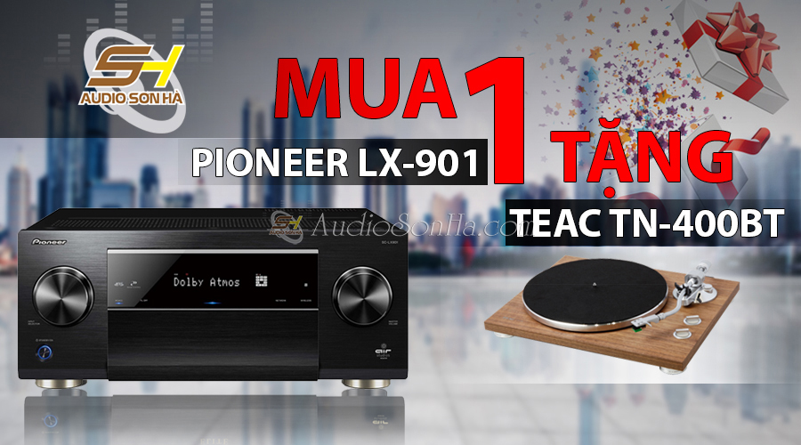 Pioneer SC-LX901 AV Receiver