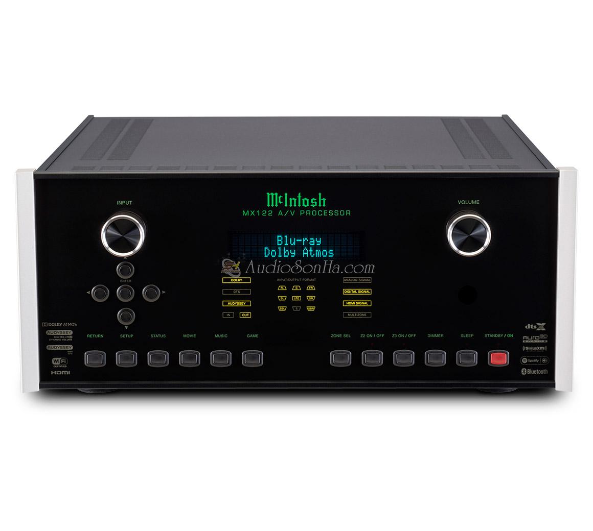 McIntosh MX122 A/V Processor 7.1 Channel