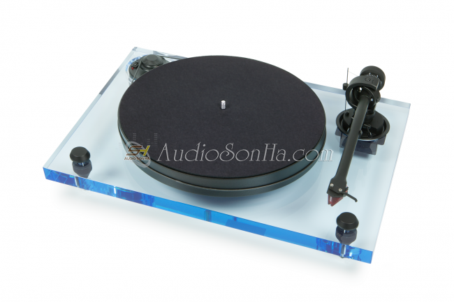 Pro-ject 2-Xperience Primary ( 2M-Red ) Blue - Acryl