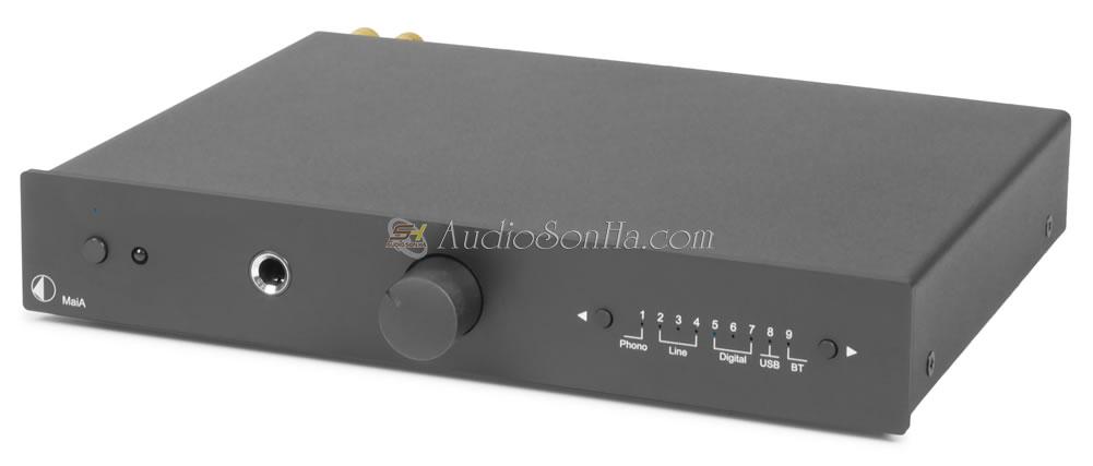 Pro-Ject Hi-Fi Stereo Amplifier MAIA Pre
