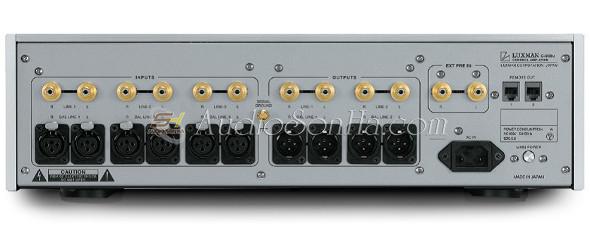 Pre amplifier Luxman C-900U