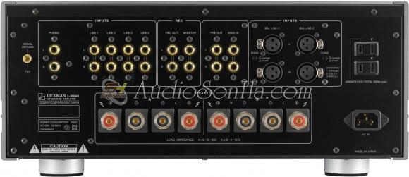 Integrated amplifier Luxman L-590AX  II