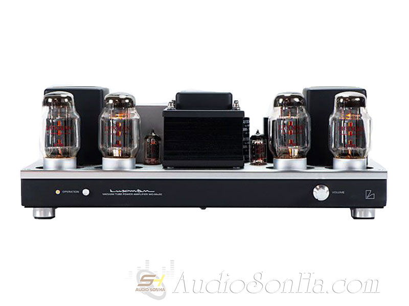 Tube amplifier Luxman MQ-88u power