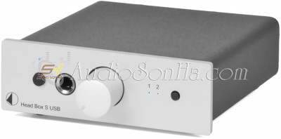 Pro-Ject Head Box S USB Silver INT