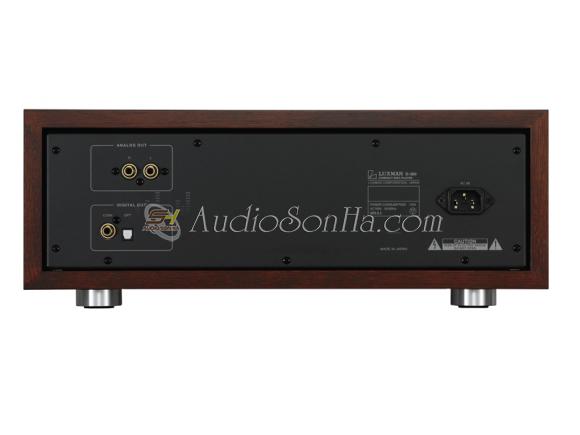 Luxman D-380 CD Player