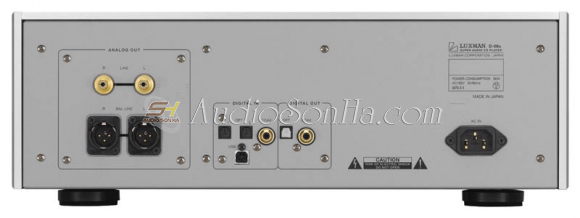 Luxman D-08u CD Player