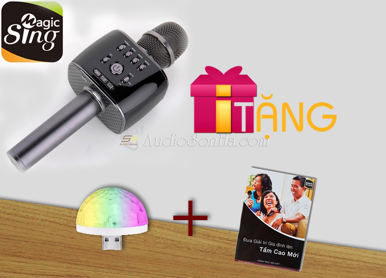 Micro Bluetooth Magic Sing MP30 new