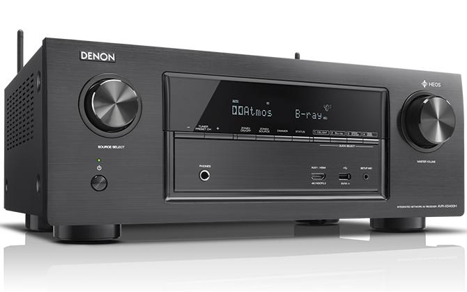 Denon AVR-X3400H AV Receiver