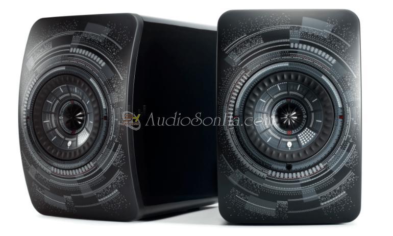 Loa KEF LS50 Wireless Nocturne (Cặp)