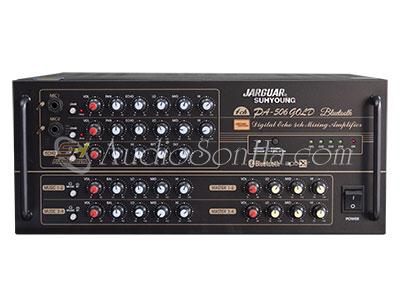 Ampli Jarguar PA-506 Gold Bluetooth (Komi)