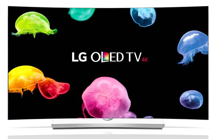 "LG OLED TV 65"" EG965T"