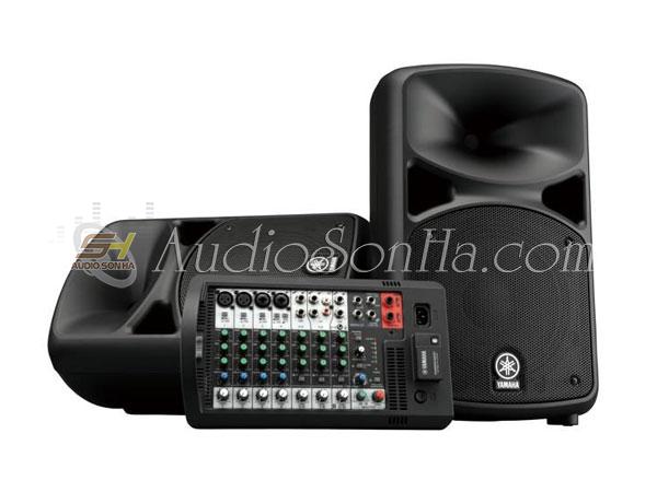 Yamaha Stagepas 600BT/ Bluetooth