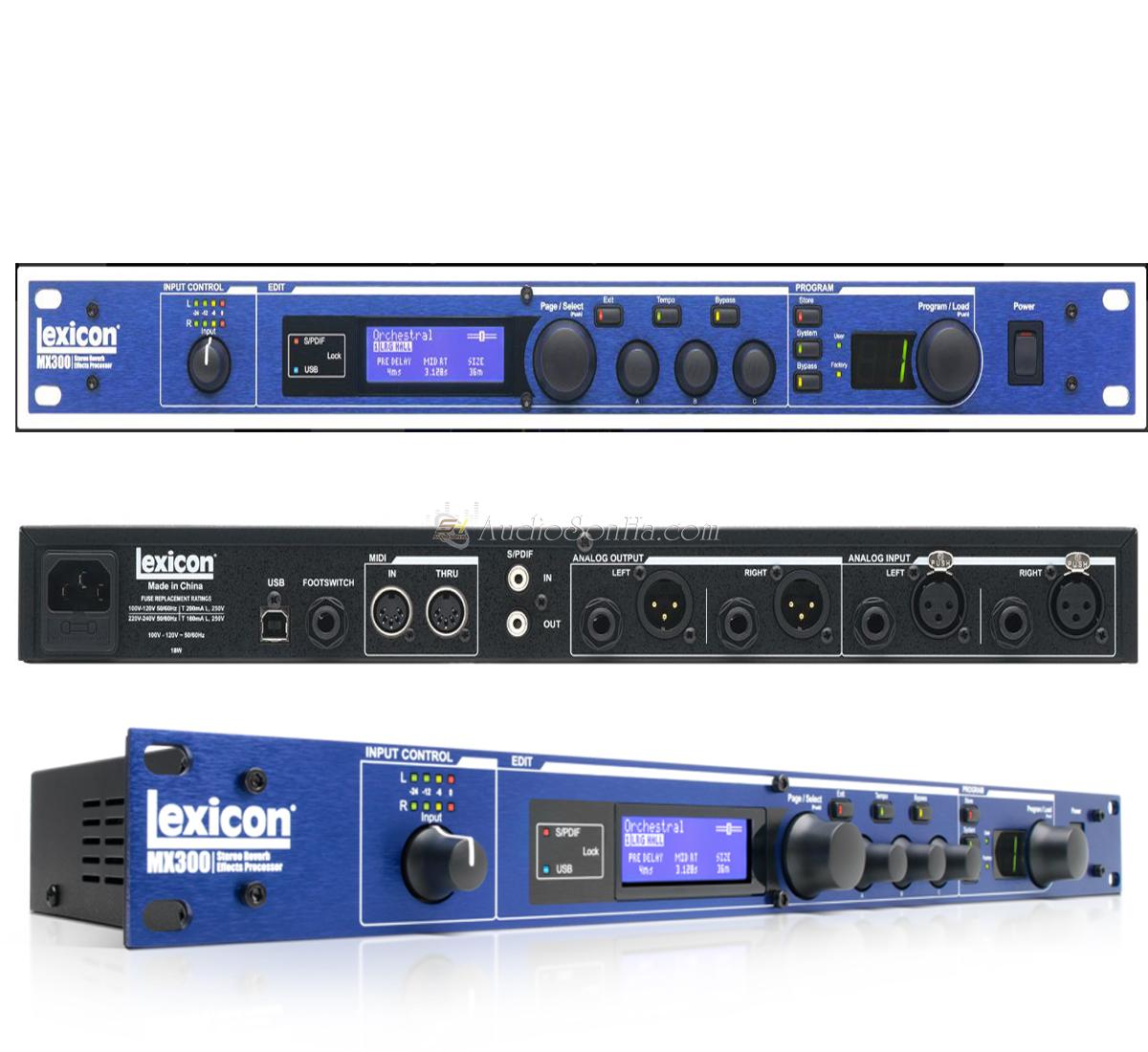 Lexicon- MX-300