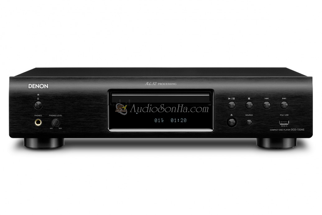 Denon DCD-720AE SACD/CD Players