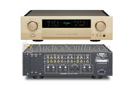 Accuphase C-2120 Stereo Control Center
