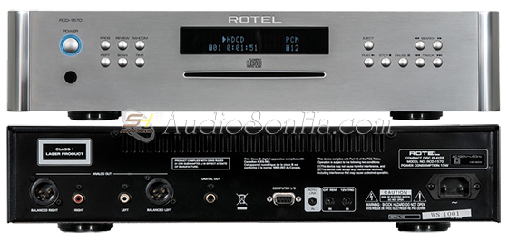 CD ROTEL RCD-1570