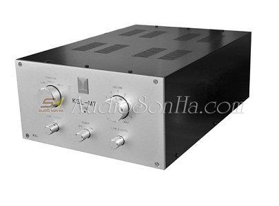 Audio Note-Kondo KSL-M7 Pre/phono-in