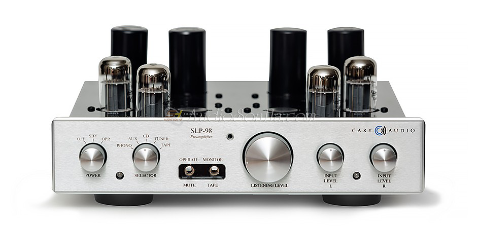 Cary Audio SLP 98P Stereo Preamplifier (Có Phono)
