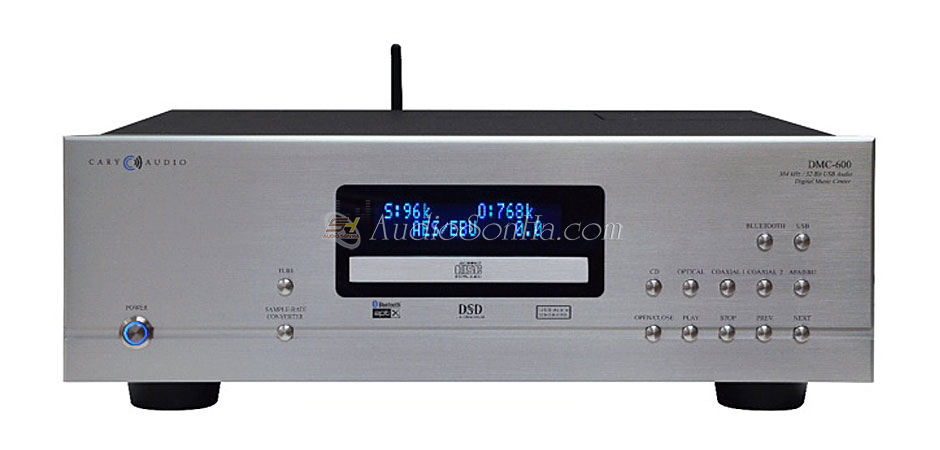 Cary Audio DMC-600 Digital Music Center
