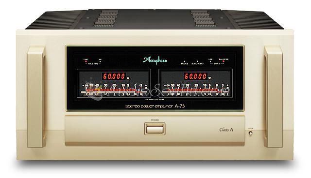 Accuphase A-75 Stereo Power