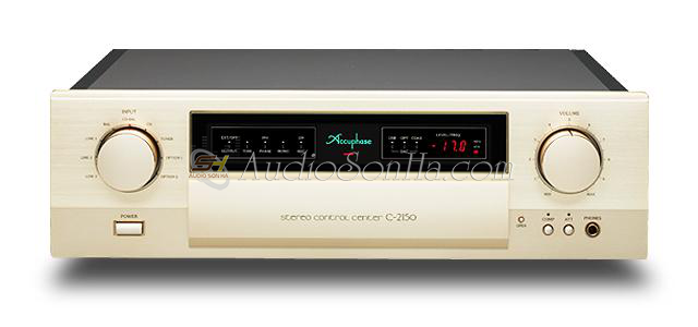 Accuphase C2150 Preamplifier