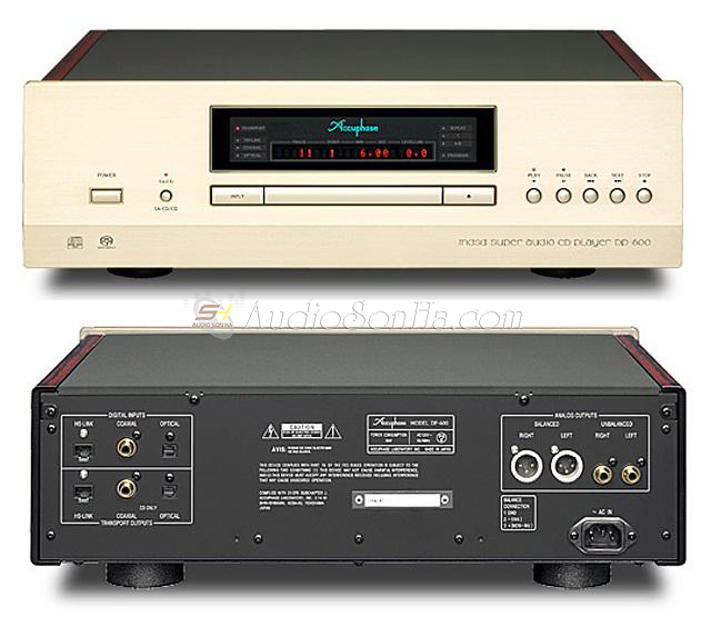 Accuphase DP-600 CD Player
