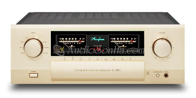 Accuphase E-480 Amplifier