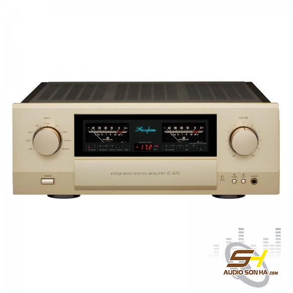 Accuphase E470 Amplifier